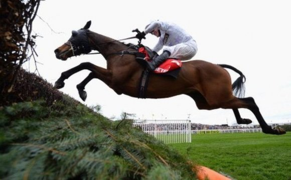 Holywell won at the Aintree