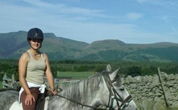 Horse Riding Keswick the Lake