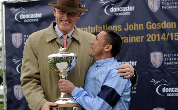 John Gosden and Frankie