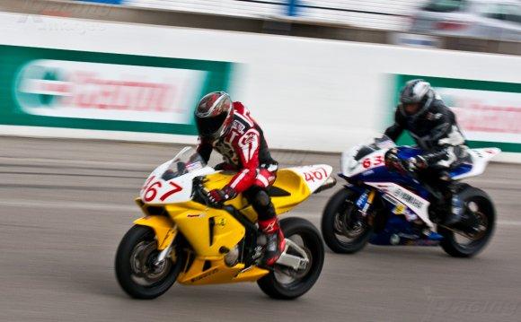 Amateur Sport Bike Racing