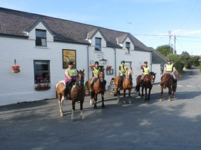 horseback riding Holidays Wales