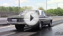 1964 Plymouth Sport Fury Drag Racing